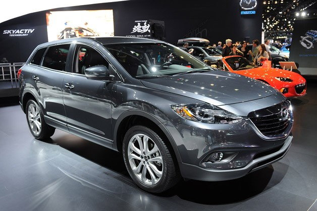 2017 Mazda Cx 9 Pricing Features And Release Date