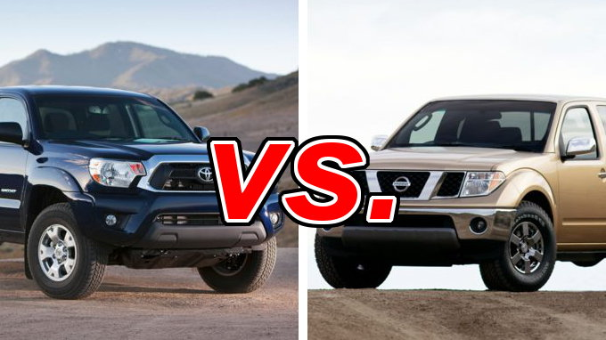 Nissan Columbus Ohio >> Toyota Tacoma vs. Nissan Frontier - CarsDirect