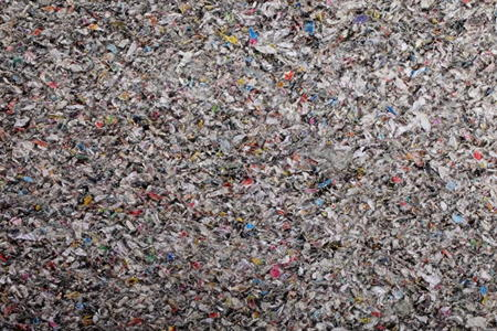 shredded paper insulation