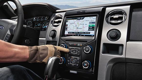 Ford F150 F250 Interior Specifications Ford Trucks