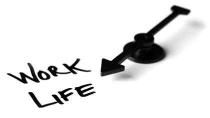 Work life balancing.