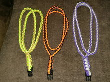 Paracord Braiding Projects
