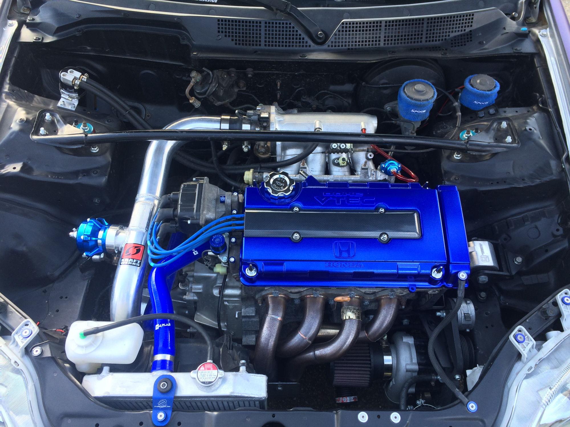 KraftWerks B-Series Race Supercharger Kit (Unbelievable ...Kraftwerks Supercharger