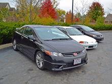 2007 Honda Civic Si coupe -- Vader