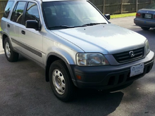 My 2001 CR-V