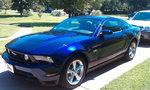 Garage - 2011 Mustang GT Premium