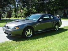 Mustang/Camaro/Eclipse