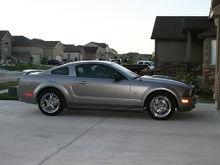 2008 GT Vapor