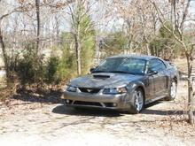 01 MG GT Charlotte NC