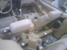 building the dash to fit a double din