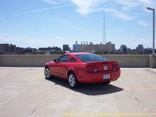 Mustang 033sm