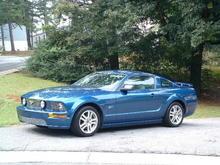 South Hall, GA, Mustang GT