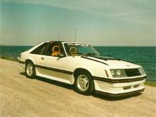 Kamai XR1 Mustang Turbo GT