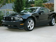 Latest Mustang