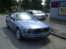 The Rebirth of my Mustang!