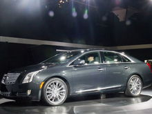 2013 Cadillac XTS 1