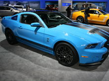 2013 Shelby GT500 2