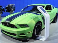 03 boss 302 gotta have it green