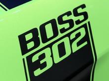 13 boss 302 gotta have it green