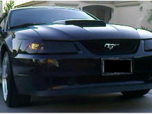 v6 Mustang