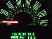 Cracking 10k miles