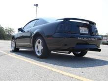 rear side