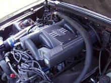 BBK SSI manifold with 70mm throttle body