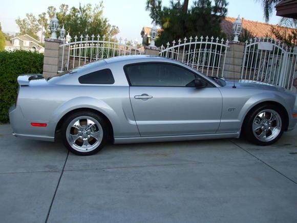 2005 Mustang GT 07/26/2008