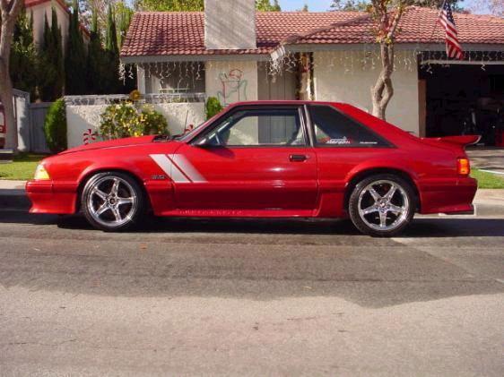 93 Mustang GT 5.0