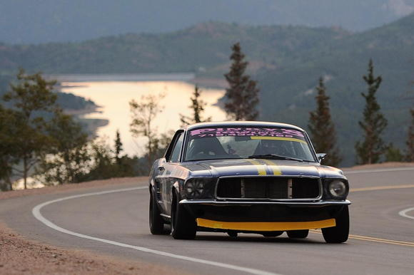02 pikes peak 2012 mustangs