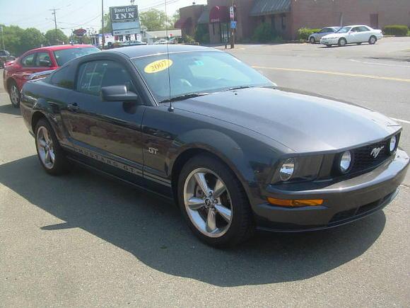 Mustang Dealer 2