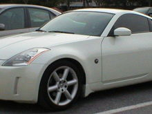 2003 Nissan 350Z Touring 6MT - 208K+ Miles