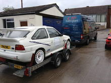 MY GROUP A ESCORT COSWORTH
