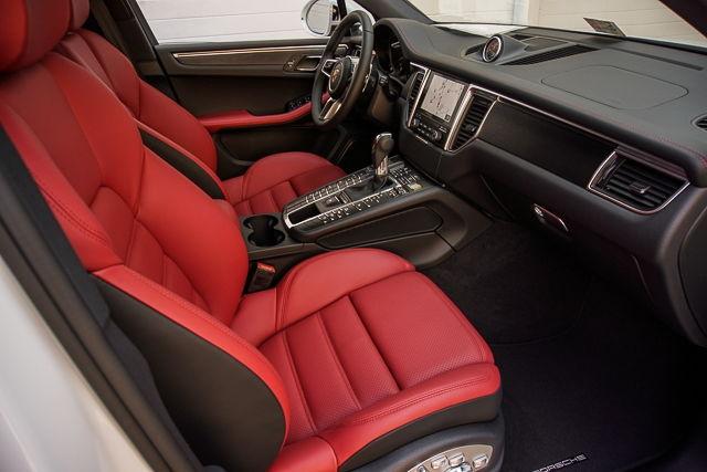 Dealer inventory 2017 porsche macan gts carerra white - Porsche macan white with red interior ...