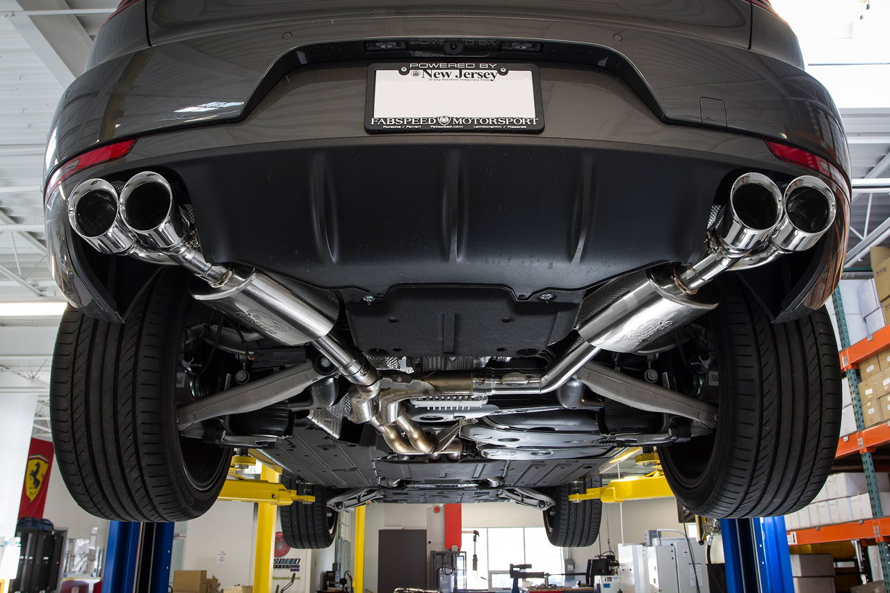 Image result for macan exhaust