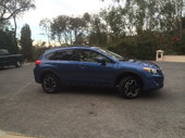 2014 Subaru XV Crosstrek side