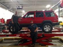 My Jeep Build