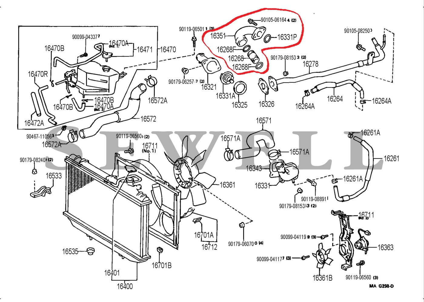 02 thermostat housing location
