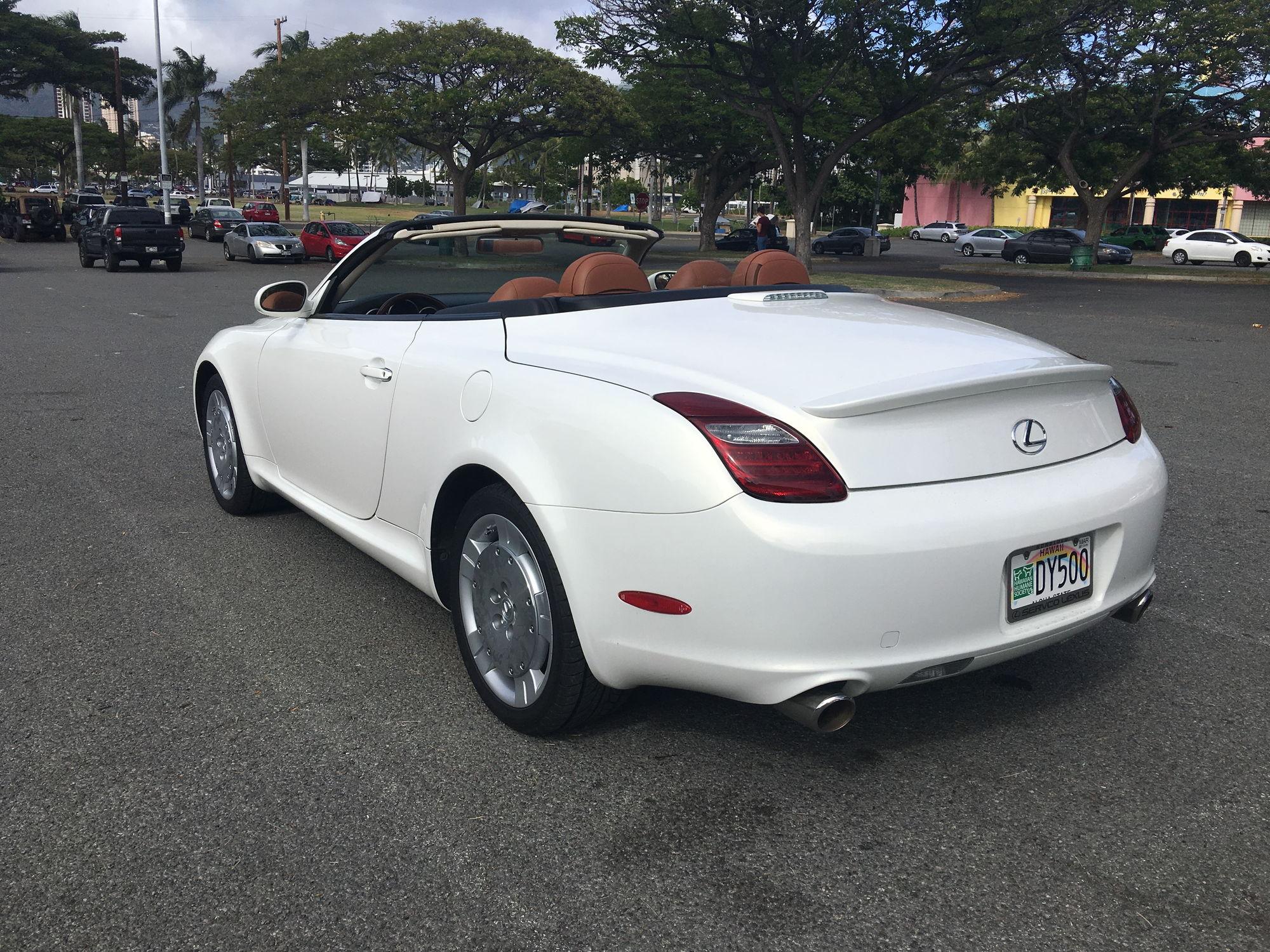 2006 Lexus Hardtop Convertible Upcomingcarshq Com