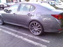 2014 GS 350