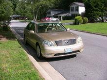 My 2001 LS430