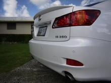 Garage - IS 250