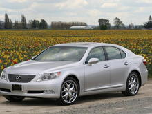 Our 2008 Lexus LS460