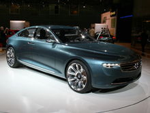Volvo Concept You front