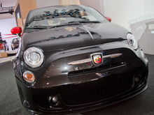 2012 Fiat 500 Abarth 3
