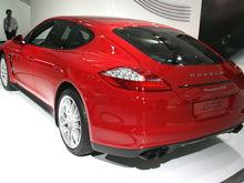 2013 Porsche Panamera GTS 5