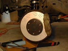 Raybestos R-300 Rotors Akebono ACT976 Pads