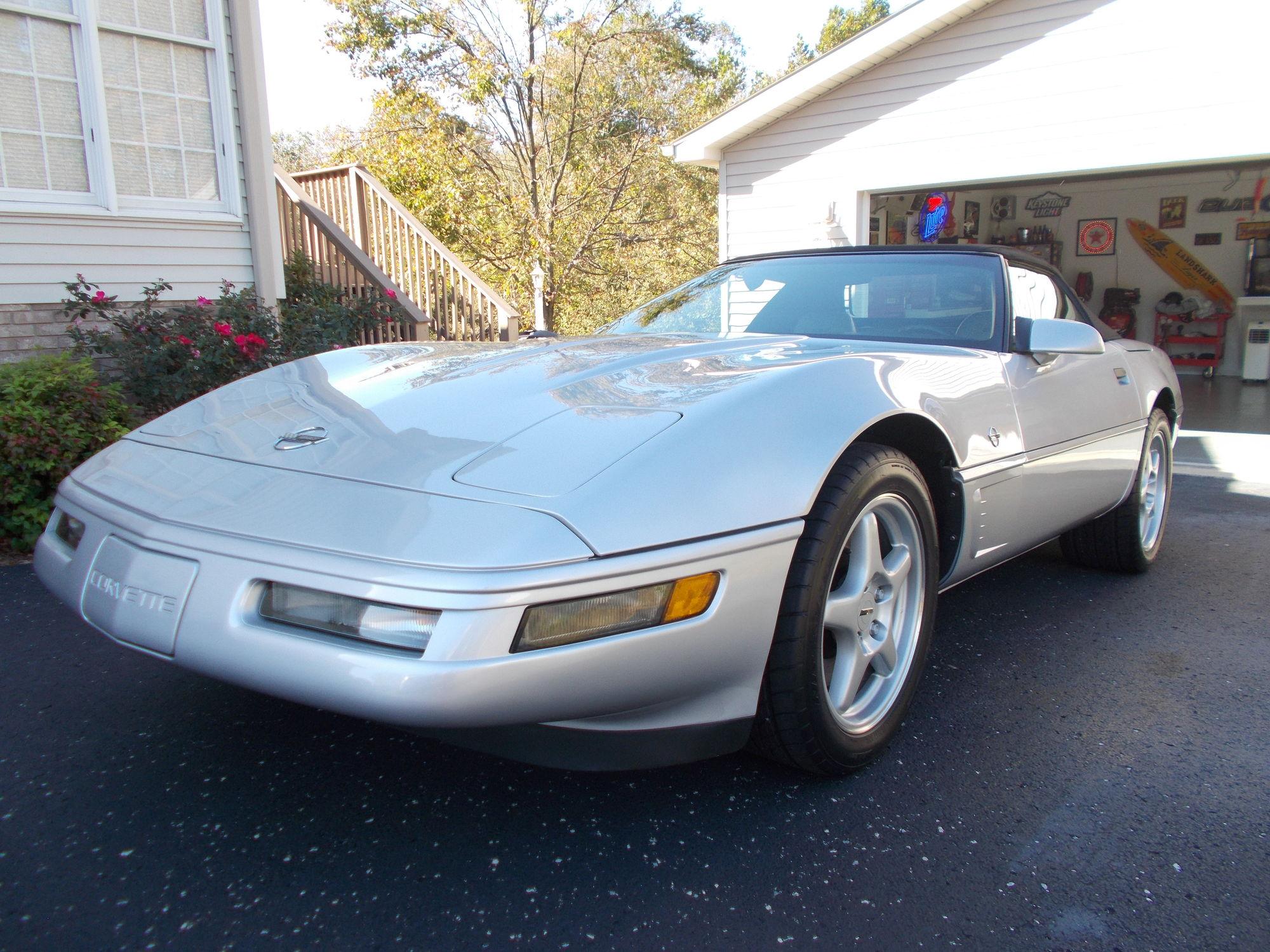 1996 Corvette Convertible Collector Edition, LT-4 17000 miles - CorvetteForum - Chevrolet