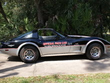 78 Pace Car