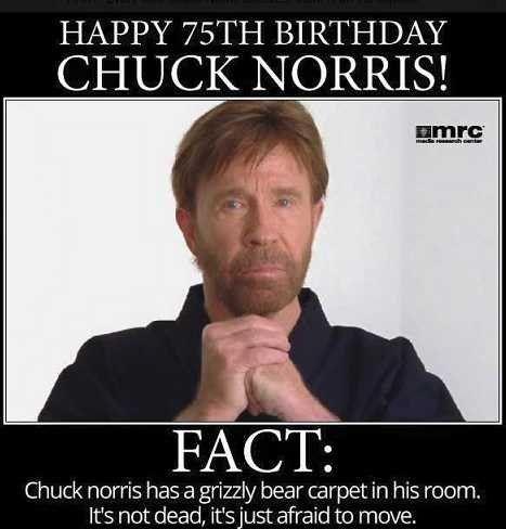 Chuck Norris Weighs In On A 10 Debate Corvetteforum